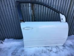 Дверь. Белый перламутр 062. В родной краске, без дефектов. Пробег 60ткм.
