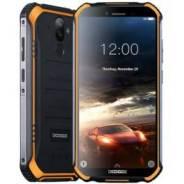 Doogee S40. Новый, 16 Гб, Оранжевый, Черный, 3G, 4G LTE, Dual-SIM, Защищенный, NFC