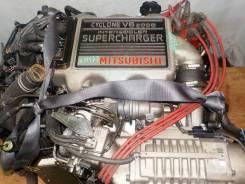 ДВС с КПП, Mitsubishi 6G71 - AT F4A232UB6 FF S11A 87 097 km комп