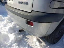 Бампер задний Toyota Raum EXZ10, EXZ15, 5EFE (199)