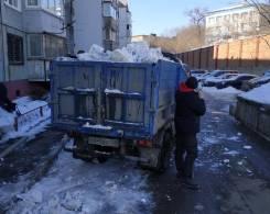 Снег. Вывоз снега. Скидка на объем! Машина 6 кубов - 1900руб!