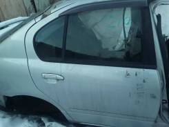 Дверь задняя правая Nissan Primera P11, SR18, 1996г.