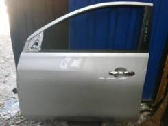 Дверь передняя левая на Nissan Latio N17, HR12