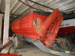MEGA. Прицеп бункер – перегрузчик зерна Umega GPP-23, 20 000кг.