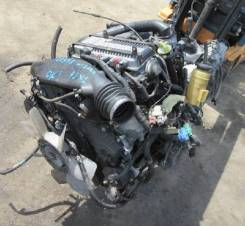Двигатель в сборе. Isuzu Bighorn Isuzu Wizard, UES73FW 4JX1. Под заказ
