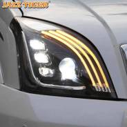 Фара. Toyota Land Cruiser Prado, GRJ120, GRJ120W, GRJ121W, GRJ125, KDJ120, KDJ120W, KDJ121W, KDJ125, KDJ125W, LJ120, RZJ120, RZJ120W, RZJ125, RZJ125W...