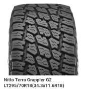 Nitto Terra Grappler G2. грязь at, 2020 год, новый. Под заказ