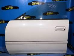 Дверь передняя левая Toyota Mark 2 JZX100 1999 год 94