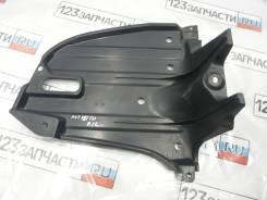 Защита заднего бампера Toyota Avensis AZT251