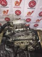 Двигатель в сборе. Honda CR-V B20B