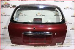 Дверь багажника Toyota Duet M100A EJDE