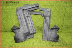 Защита радиатора Nissan Note E11 HR15DE (628231U600,628221U600)