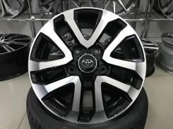 "Toyota. 8.0x18"", 5x150.00, ET60, ЦО 110,2мм."