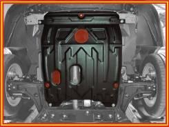 Защита двигателя Новая ! Металлическа Броня!