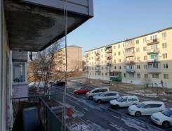 2-комнатная, Ул. Школьная 1, Смоляниново (Горнизон). По-ов. Песчанный, частное лицо, 44,0кв.м. Вид из окна днем