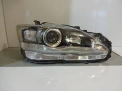 Фара передняя правая Lexus CT200h, ZWA10, Koito 76-5 / CE
