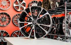 """Новые фирменные 16-ые диски на Toyota. 6.5x16"""", 5x114.30, ET45, ЦО 60,1мм. Под заказ"""