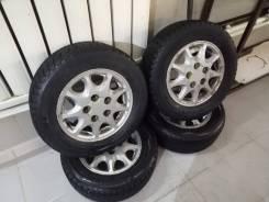 """Продам комплект колёс на зимней резине. x14"""" 5x114.30"""