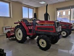 Yanmar. Японский мини-трактор FX18, 18 л.с., В рассрочку