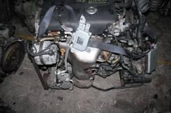 Двигатель Nissan QR20DD с вариатором в сборе на Bluebird Sylphy TG10