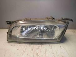 Фара левая Nissan Almera N15 1998-2000