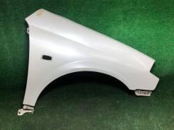 Крыло переднее правое белое(QX1) Nissan Primera TP12