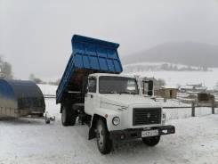 ГАЗ 3309. Газ 3309, 3 000куб. см., 5 000кг., 4x2