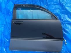 Дверь Передняя Правая (черная) Hilux Surf TRN215 138000km