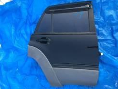 Дверь Задняя Правая (черная) Hilux Surf TRN215 138000km