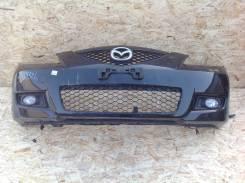 Бампер в сборе Mazda 3 BK 2002-2009 седан