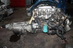 Двигатель Nissan RD28 с АКПП и навесным