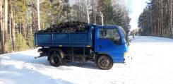 Isuzu Elf. Продается грузовик самосвал isuzu elf, 4 300куб. см., 2 500кг., 4x2