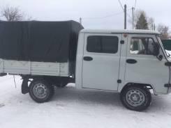 УАЗ-390945 Фермер. УАЗ фермер 2011, 2 700куб. см., 1 000кг., 4x4