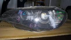 Фара левая BMW X6 E71