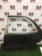 Дверь Toyota Cresta, левая задняя GX90
