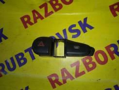 Кнопка включения аварийной сигнализации. Mitsubishi Lancer, CA2A, CA4A, CA5A, CB1W, CB2W, CB4A, CB4W, CB5A, CB8W, CD4W, CB5AR Mitsubishi Mirage, CA2A...