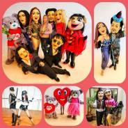 Шоу ростовых кукол.