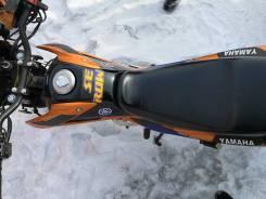 Yamaha Serow. 125куб. см., исправен, птс, с пробегом