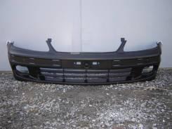 Бампер передний Nissan Almera / Bluebird Sylphy 00-03 под цельную реше