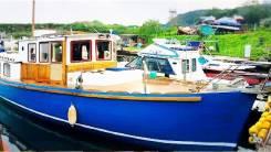 Аренда катера, рыбалка, экскурсии. 12 человек, 25км/ч