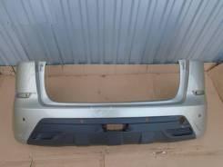 Lada X-RAY бампер задний с отверстиями под датчики б/у