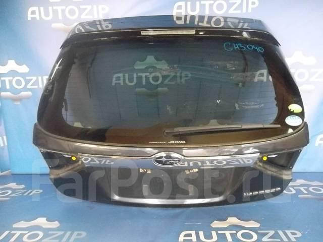 Дверь 5-я крышка багажника Subaru Impreza GH3 2008г