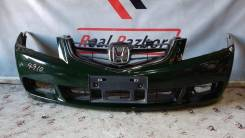 Бампер передний Honda Accord 7 дорестайл /RealRazborNHD/