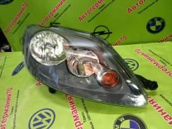 Фара правая (галоген) Volkswagen Golf Plus (05-09г)
