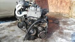 Двигатель, Nissan Sunny, FB15, QG15-DE, № 302498А. Пробег 31000 км