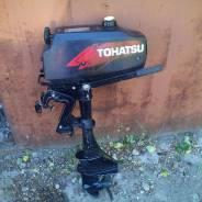 Tohatsu. 3,50л.с., 2-тактный, бензиновый, нога S (381 мм)