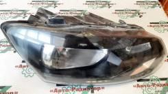 Фара правая для VW Polo (Sed RUS) 2011> 6RU941016,
