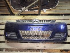 Бампер передний Mazda Premacy CREW