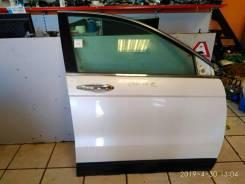 Дверь передняя правая белая Honda CRV 2007-2012