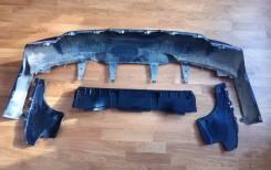 Бампер задний нижняя часть Lexus NX 200 (2014-2017) оригинал